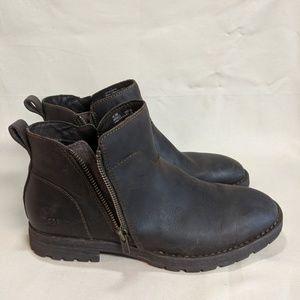 Born Ludo Men's Boots Sea Lion Size 10.5M